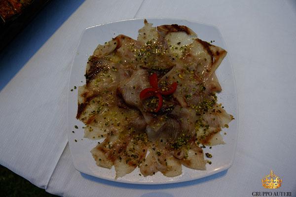 araucaria piatto