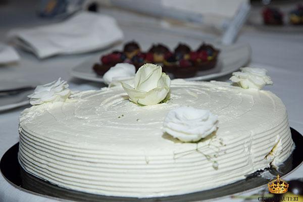 araucaria torta bianca