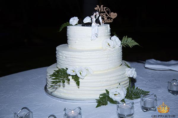 araucaria torta nunziale