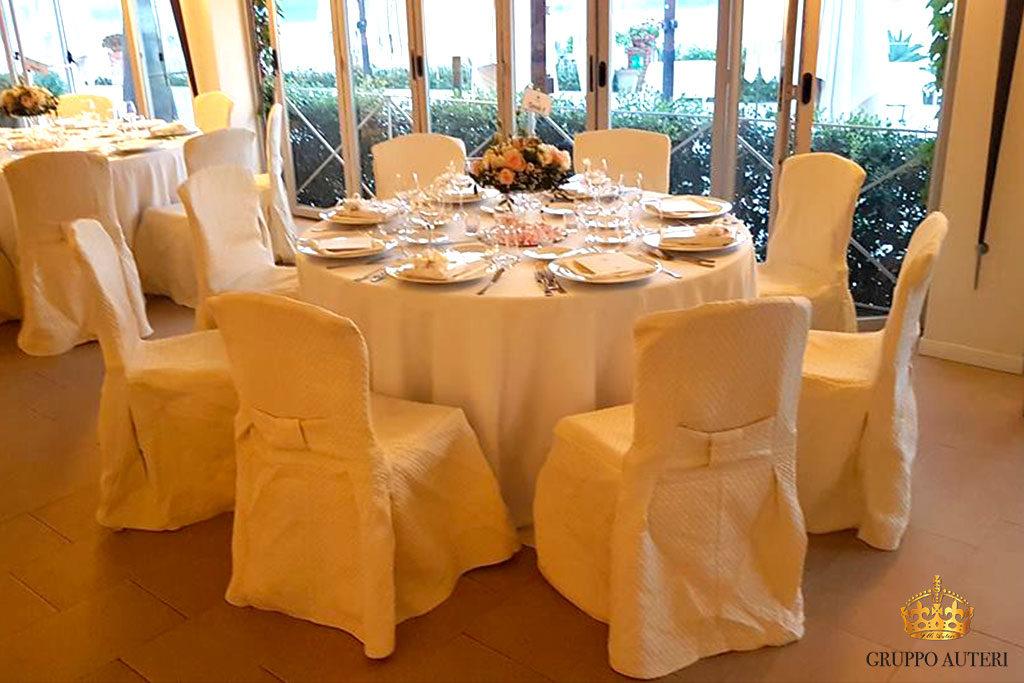 auteri caparena tavolo bianco
