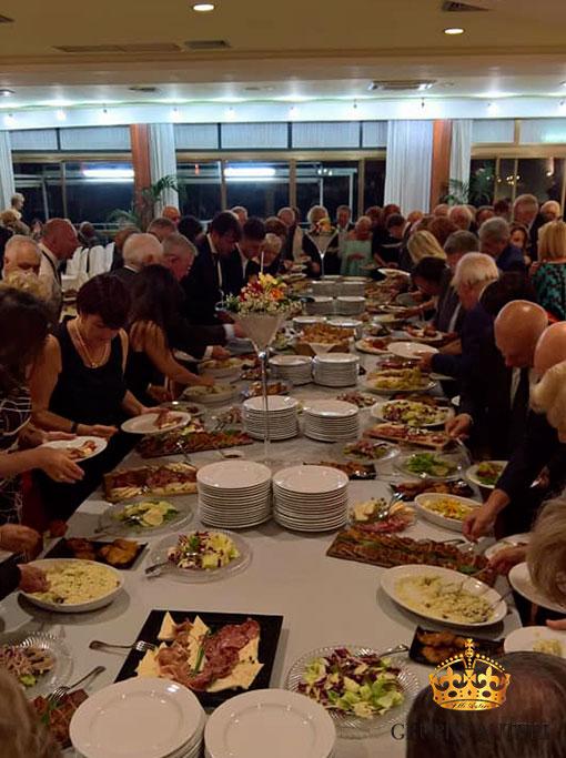 auteri eventi buffet sala