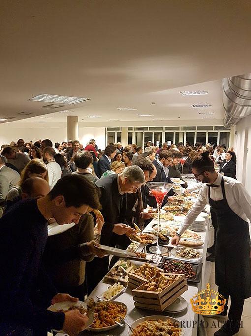 auteri eventi buffet salato