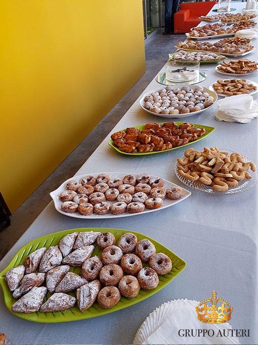 auteri eventi buffet