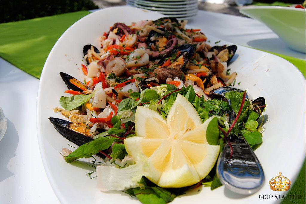 auteri piatti insalata mare