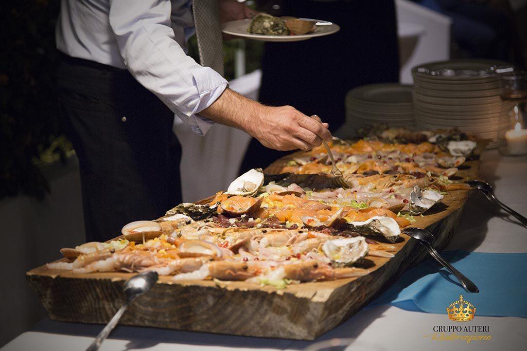 auteri piatti pesce legno