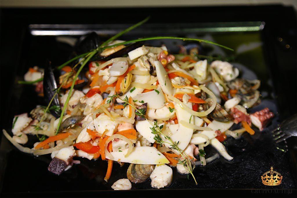 auteri piatti pesce mix