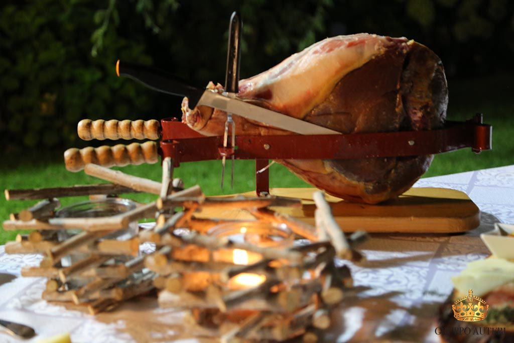 auteri piatti prosciutto