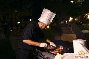 auteri show cooking barbeque