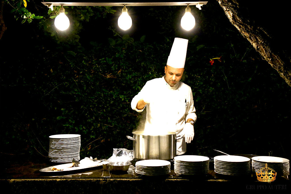 auteri show cooking copertina