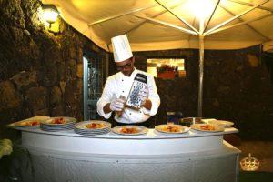 auteri show cooking grattuggia