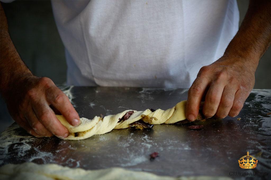 auteri show cooking pane