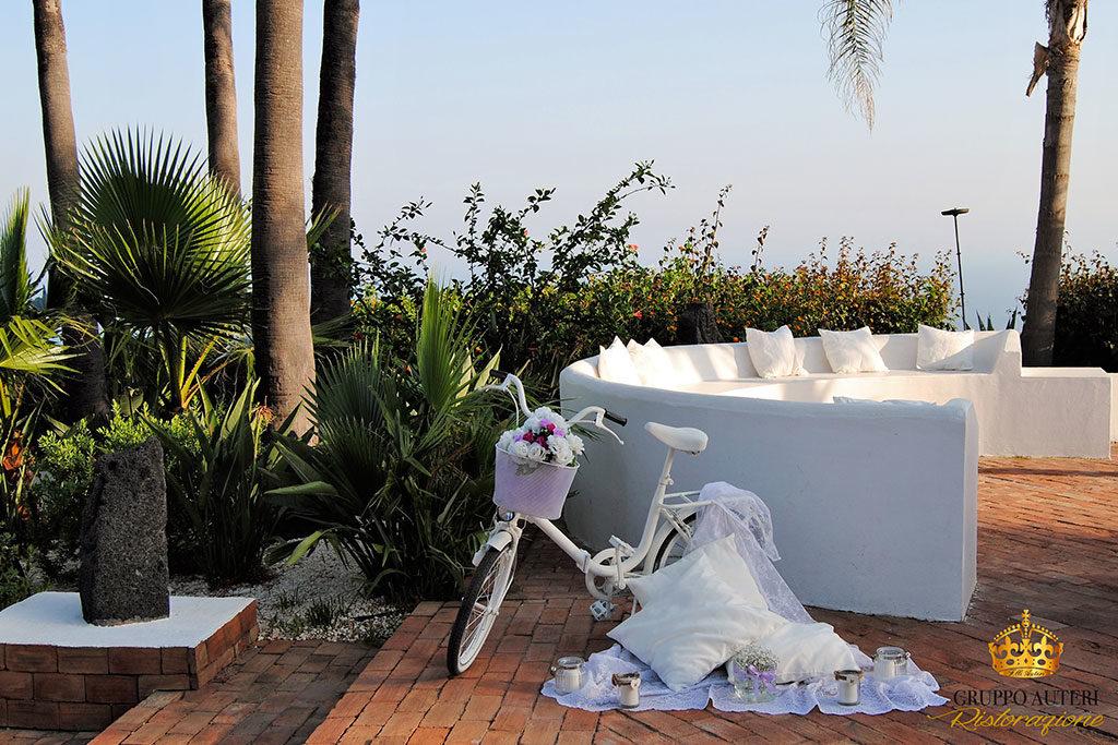catering allestimenti bici sposa 1