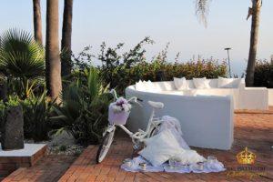 catering allestimenti bici sposa