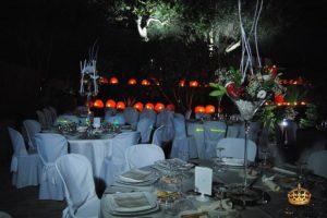 catering allestimenti lanterne