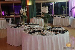 catering allestimenti tavoli
