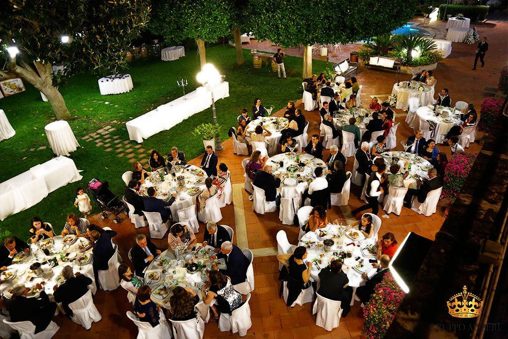 catering allestimenti tavoli invitati