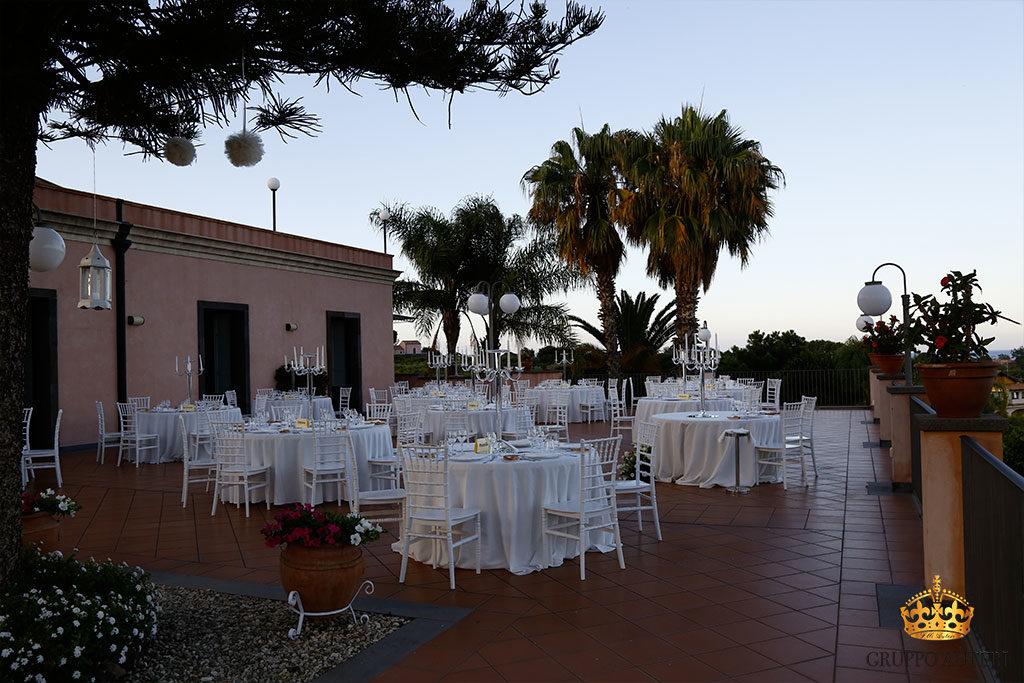 catering allestimenti terrazza 1