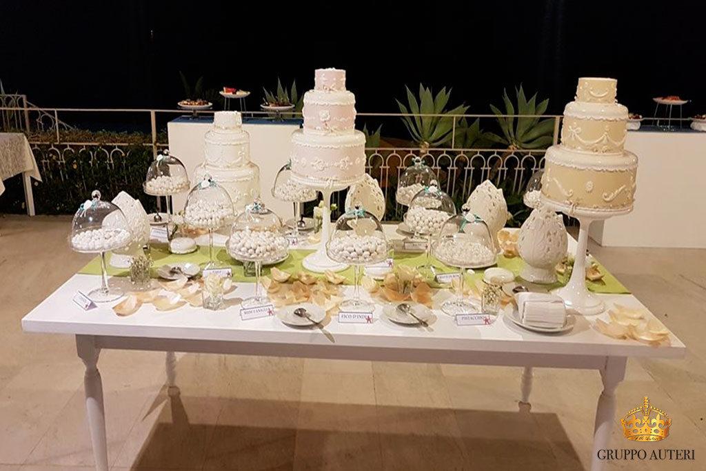 catering allestimenti torte confettiù