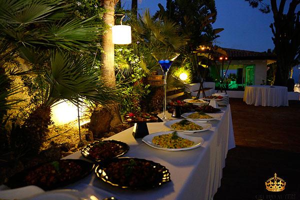 terreforti tavolo sera