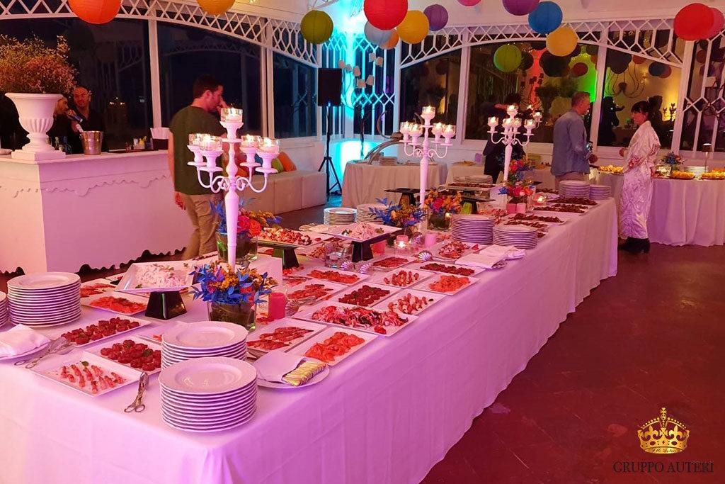 auteri caparena buffet interno