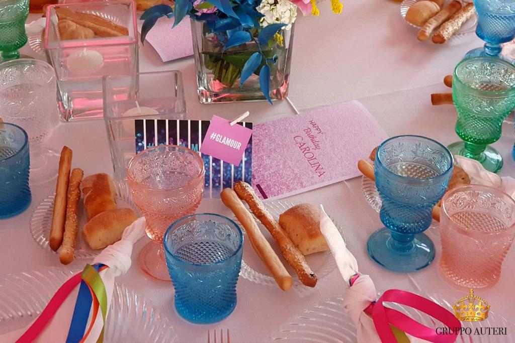 auteri caparena tavolo glamur