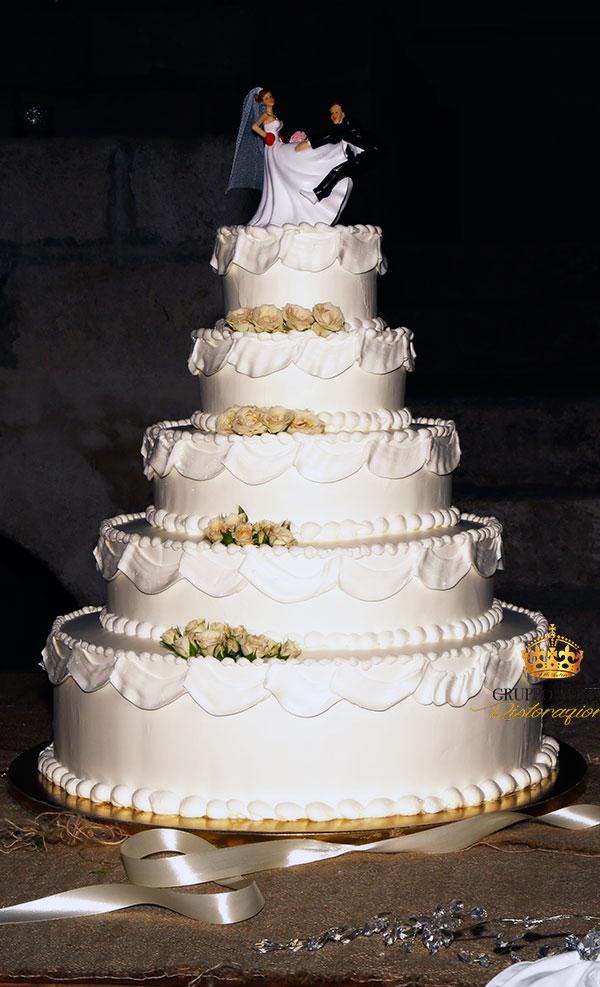 pupillo torta nunziale