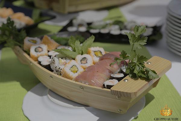 radicepura barchetta sushi