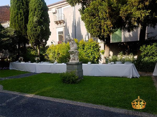 manganelli statua