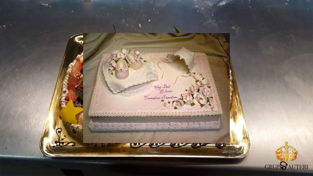 auteri torte battesimo