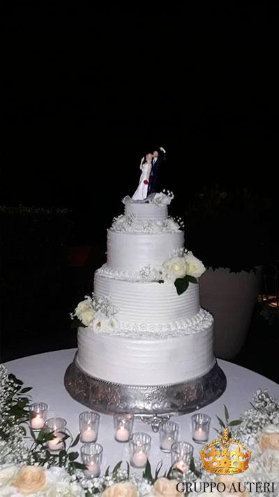 auteri torte candele