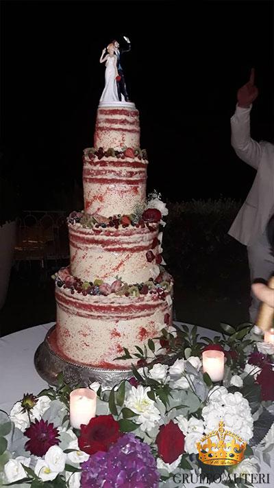 auteri torte fragole rosse