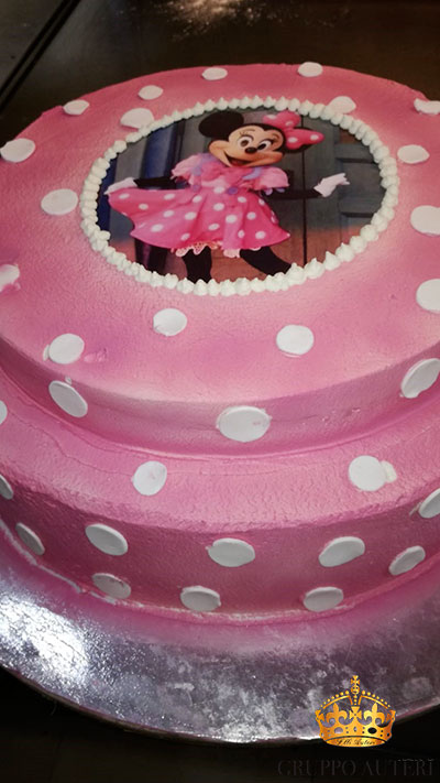 auteri torte minnie