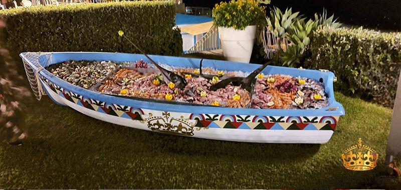 caparena barca pesce spada