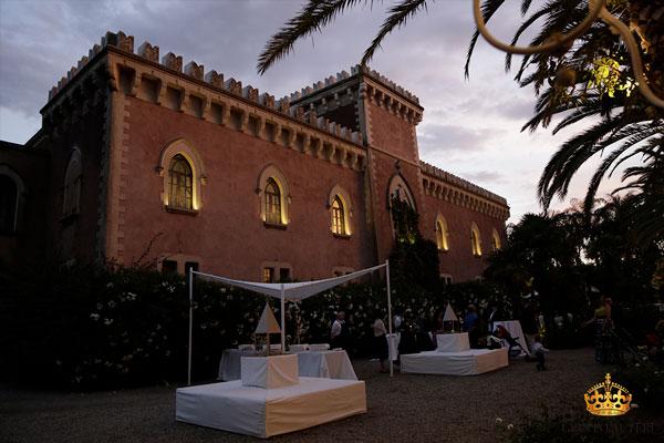 Castello Xirumi entrata