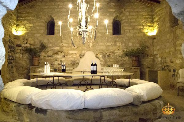 Castello Xirumi interno
