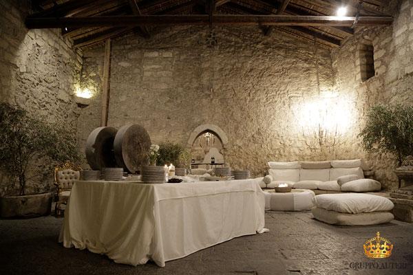 Castello Xirumi macina