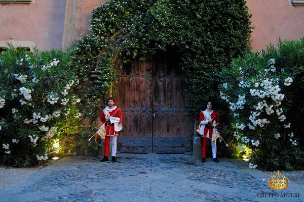 Castello Xirumi trombettieri