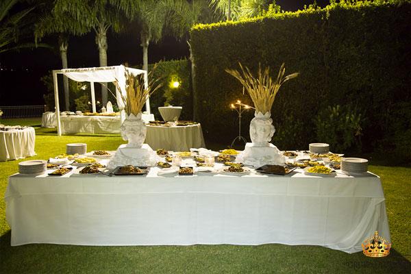 aracauda buffet