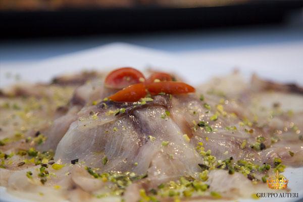 aracauda piatto di pesce