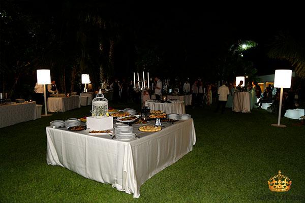 villa carlino buffet